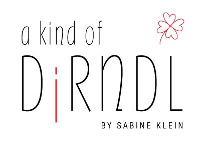 KIND OF DIRNDL